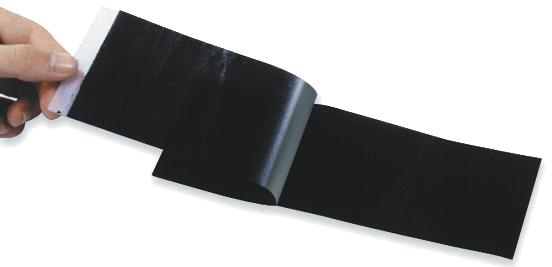"""5""""x 3"""" (12.7cm x 7.6cm) Disposable Ink Strips, 100 ea. (SIS35C)"""