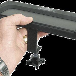 SEARCH® Clamp-On Fingerprint Cardholder (FEL696A)