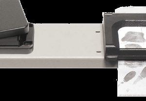 Portable Fingerprint Station w/single cardholder (EZID001)