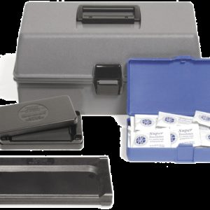 Ink Slab and Roller Field Fingerprint Kit (FPT200)